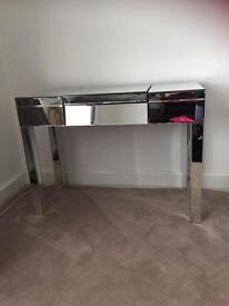 Mirrored Side Table RRP£500 Dressing Dresser