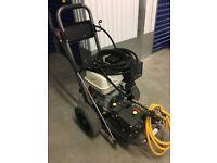 Pressure Washer 13 HP Honda GX390 Petrolr, 4000psi, New condition