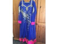 Asian outfit for weddings or parties