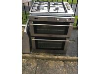 Hob cooker and extractor fan