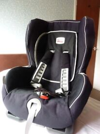 Britax Duo Plus ISOFIX Car Seat for Children 9-18Kg