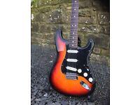 Fender Stratocaster '96 MIM Tex Mex Pick ups