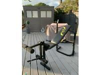 Opti Workout Bench