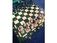 "21"" Brand New High Quality Chess Set"
