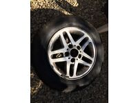 4x Bmw 3 series winter wheels and tyres.