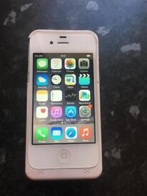 iPhone 4s 16GB Vodafone & Lebara