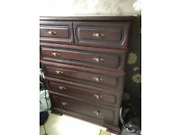 Silentnight 5 drawer chest