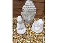 Various concrete garden ornaments low prices