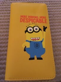 Brand new Minion purse in packaging for sale- 3 available