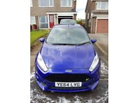 Ford fiesta st-2 26k miles, Peron 1+ 230bhp, Custom cat back exhaust, cruise control