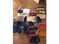 Girls Clothes 12mths - 3 yrs