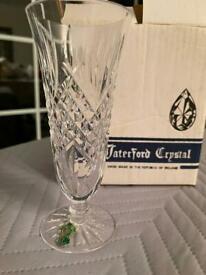 """Waterford Crystal 7"""" Vase"""
