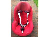 Maxi Cosi Pearl stage 1 car seat