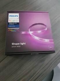 Philips Hue Lightstrip plus 2m. LED colour lightstrip, New unopened