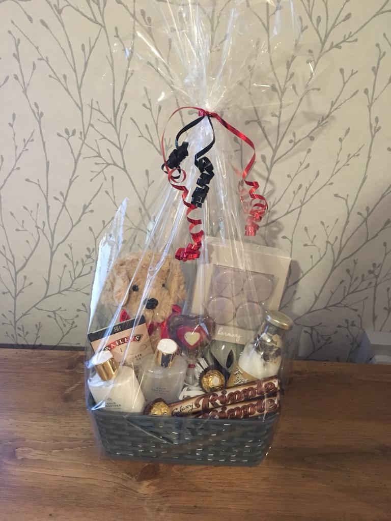Valentines - Birthday - Mother's Day gift baskets hampers