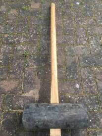 Large Rubber pavement mallet