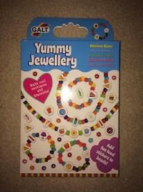 Jewellery / Bead making kit kids