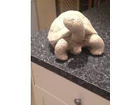 Extra large tortoise statue