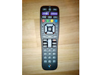 New BT Vision Remote Control