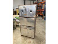 Vintage Metal Kitchen Dresser storage