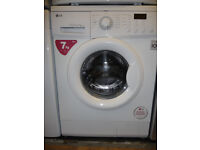 LG Washing Machine - 7 KG - 1200 RPM - Fully Refurbished