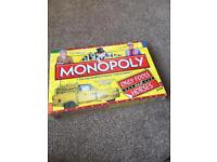 New and sealed Only Fools and Horses monopoly
