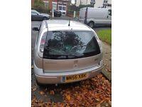 Vauxhall Corsa 1.3 cdti design.cheep tax £30 per year
