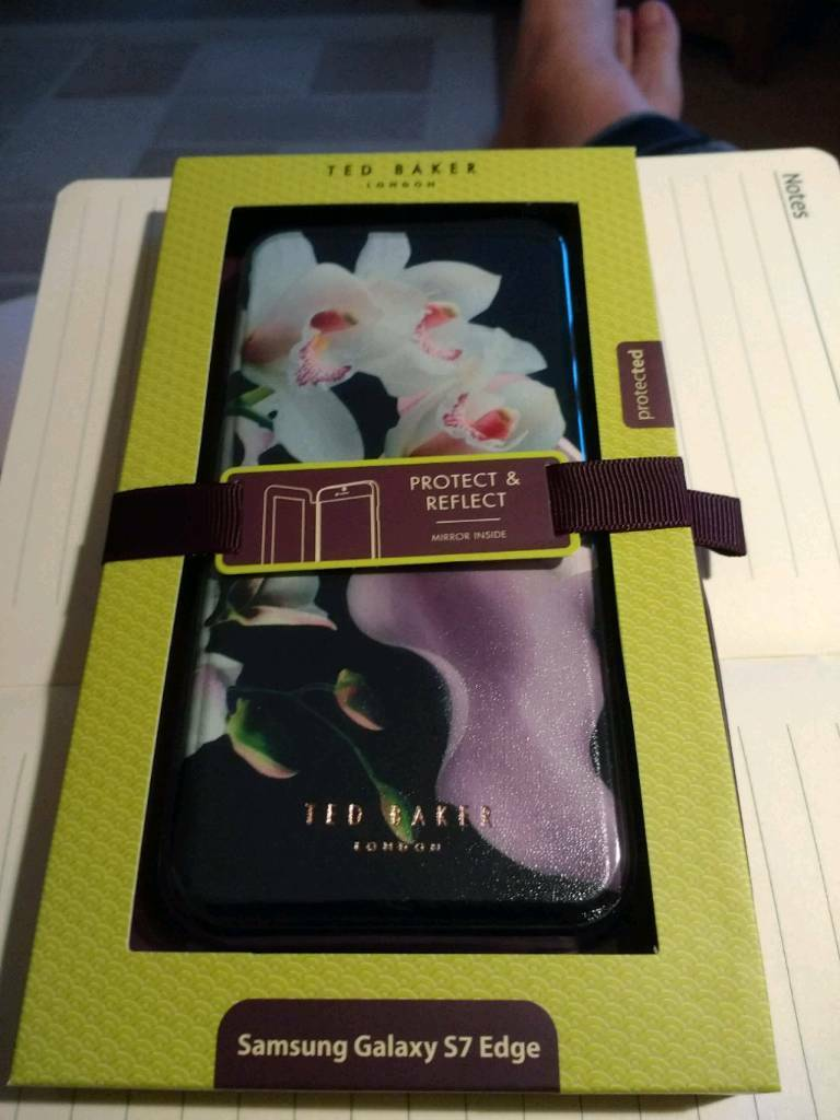 separation shoes 304ca 79d33 BRAND NEW SAMSUNG GALAXY S7 Edge .PHONE CASE.TED BAKER. | in Bradwell,  Norfolk | Gumtree