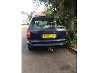 2006 Chrysler Grand Voyager 2.8 TD Automatic, ONLY 90k miles + towbar + MOT
