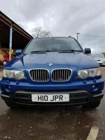 BMW X5 4.4i Business Edition