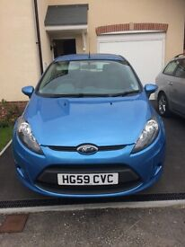Ford Fiesta Style+ 1.25 5dr 2009(59)