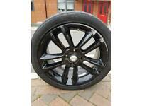 Vauxhall Corsa 17inch alloy