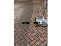 Drive power washing. Drive cleaning! Rotherham