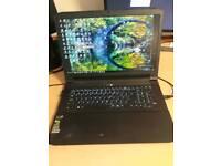 Gaming laptop PC-SPECIALIST i7 quadcore gtx 960M 8gb ram