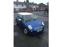 Mini Cooper 1.6 2006- bargain and a lovely car.