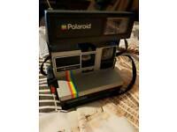 Poloroid camera 635 Supercolour