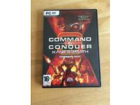 Command & Conquer 3 Kane's Wrath Expansion Pack PC Game
