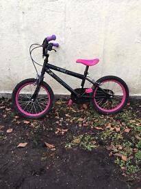Small Girls Tinkerbell bike