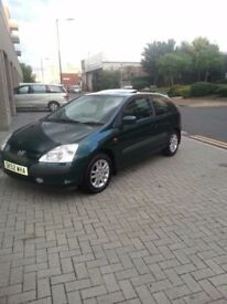 **AUTOMATIC HONDA CIVIC CHEAP**.nt jazz yaris corrolla accord polo golf corsa micra focus toyota