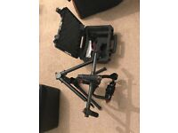 DJI Ronin M gimbal with stand & carry case