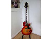 Westfield LP guitar.