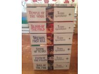 Terry Goodkind Collection of Paperback and Hardback Novels