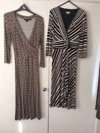2 x ladies dresses - fantastic condition!