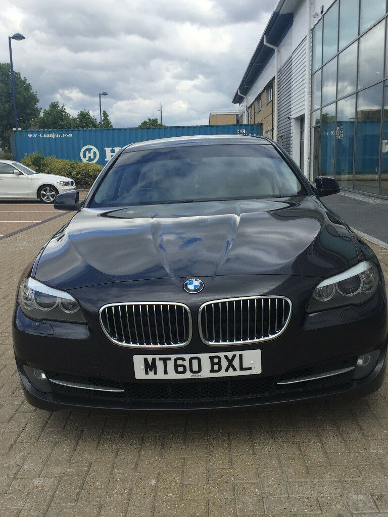 BMW 525D FULL SPECIFICATION F10 - THE BEST CAR EVER!   in Woolwich ...