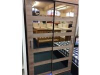 SPECIAL PROMOTION BRAND NEW SLIDING WARDROBES WITH MIRRORS
