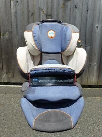 Kiddy Pro Infinity car seat with impact bar - NOT BEEN IN CRASH