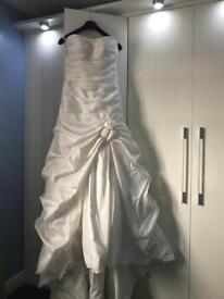 Ella bridal wedding dress