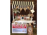 The Sweet Stop is a luxury candy cart available to hire for all types of event 🍭🍭🍭