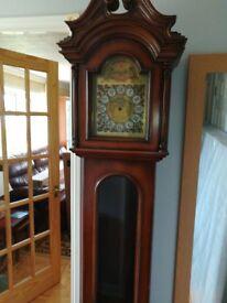 Long case clock case REDUCED