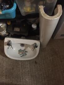 Small sink 400mm x 300mm
